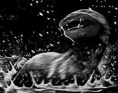 dobhar chu cryptée otter dog irish folklore
