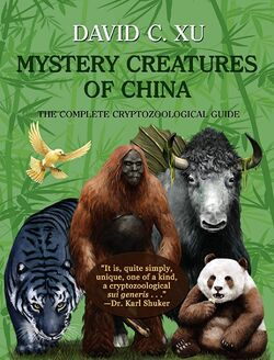Mystery Creatures of China cover
