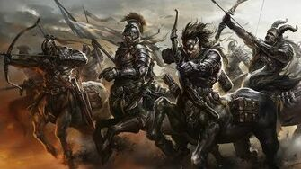 The Centaurs Of Greek Mythology - (Greek Mythology Explained)