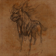 Hellhound Chronicles Drawing BO3