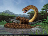 50 Foot Congo Snake