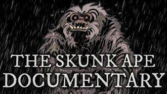 Florida's CREEPY Swamp Protector The Skunkape Documentary