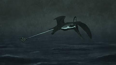 """Cryptid Profile - The Ropen or """"The Living Pterosaur"""""""