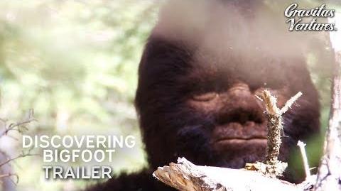 Discovering Bigfoot Trailer