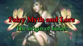 Fairies Mythology - Fairy Myth and Lore Fact Shot