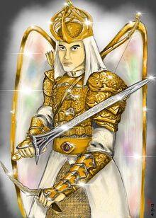 Putera Aria, Raja Bunian