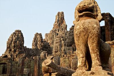 Khmer narashimha