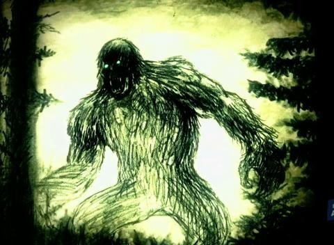 Alien Bigfoot | Cryptid Wiki | FANDOM powered by Wikia