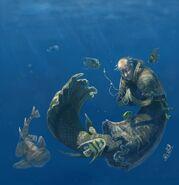 Sea monk 4