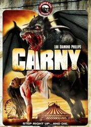 Carny-2009-DVD