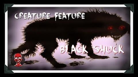 Creature Feature Black Shuck