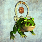 Alice Madness Returns Oriental Frog