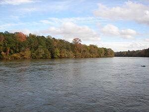 Catawba River Rock Hill