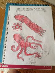 Cryptid sketch oklahoma octopus by strikerprime-d82fc9l