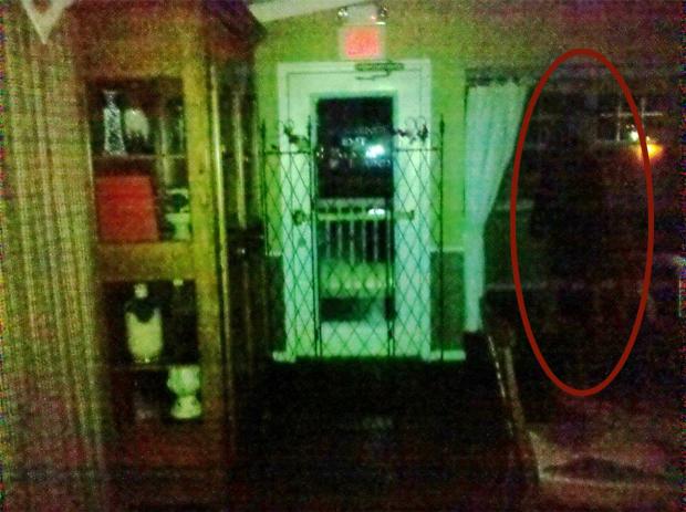Shadow People Ghost