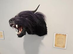 Ozark Howler by Michael A Baird