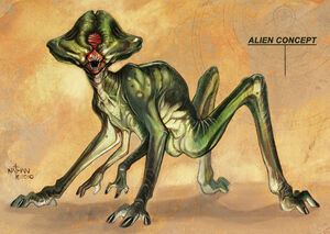 Creature concept 17 by nathanrosario