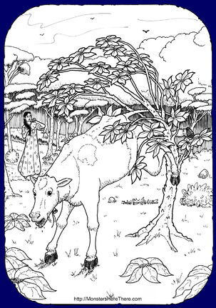 Cow-Eating Tree