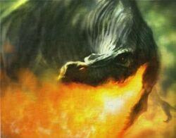 FlamethrowingTheropod
