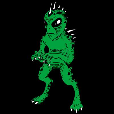 Green chupa