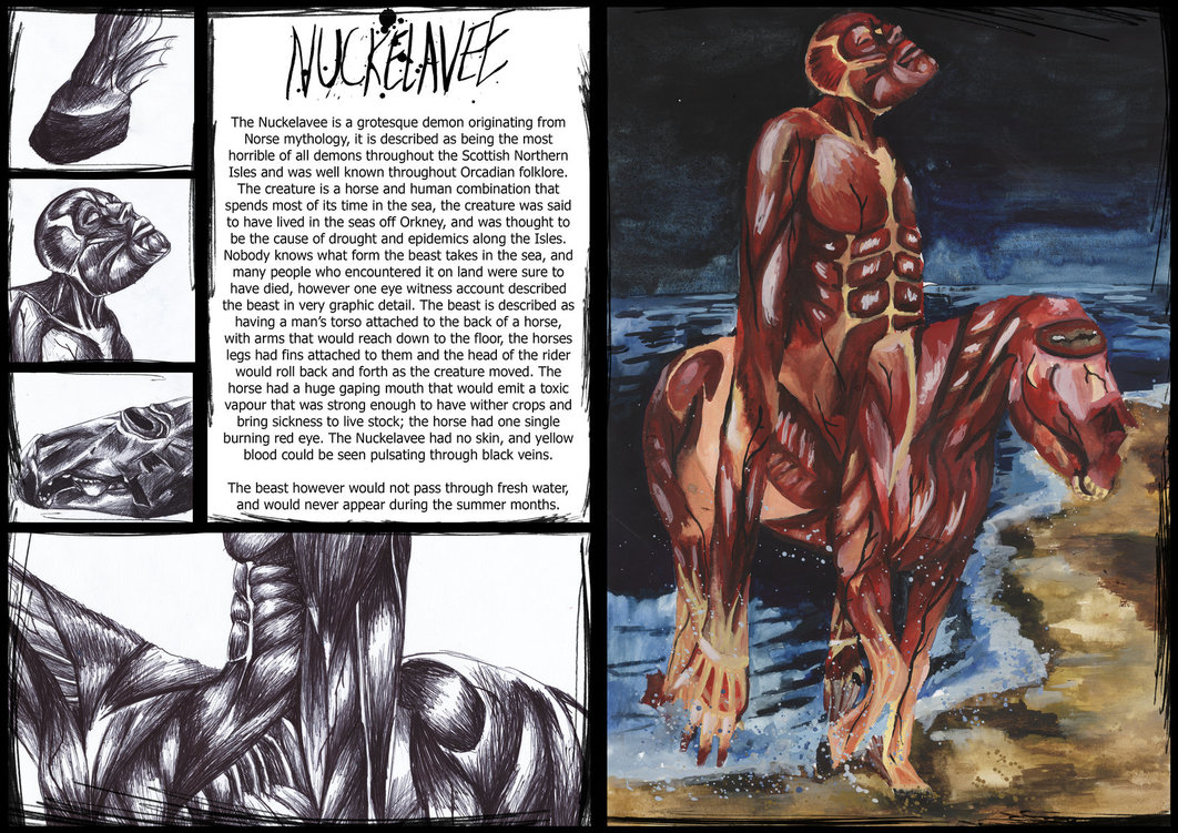 Nuckelavee | Cryptid Wiki | FANDOM powered by Wikia