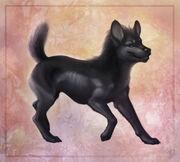 Wild dog strut by hanyousblood-d55uh07