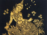 Asian Mermaids (Matsyāṅganā and Ningyo)