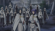 Seraph of the End Vampires