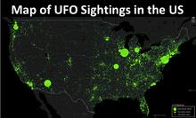 Ufo map
