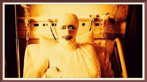Creature Feature- The Oregon Bandage Man