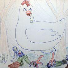 Pollo maligno-1