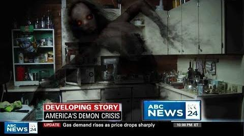 Demons Caught on Camera They Don't Want You To Know That They Exist