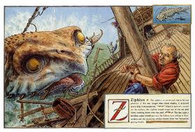 Ziphius myth