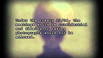 Alien grey extraterrestrial zeta reticuli tape 06 - family vacation
