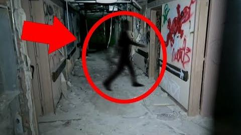 5 Scary Things Caught On Camera GHOST Hunters & URBEX