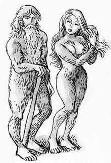 Basajaun and Basandere