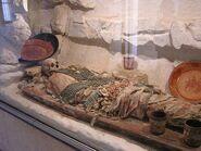 Mayan mummy
