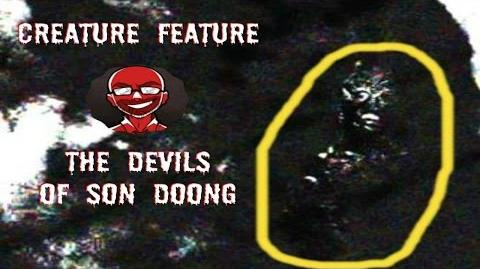 Creature Feature- The Devils Of Son Doong Cave