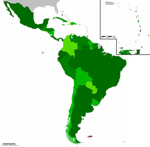 Worksheet. Image  Map of latin americapng  Cryptid Wiki  FANDOM powered