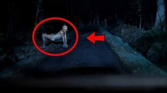 5 Scariest Skinwalkers Caught on Camera