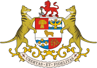 Coat of arms of Tasmania