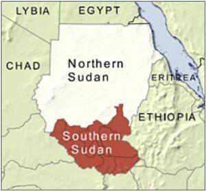 Sudan-map1