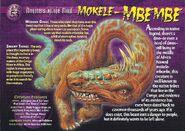 Mokele-Mbembe front