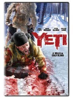 Yeti- Curse of the Snow Demon