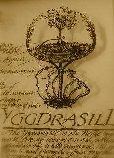 Resultado de imagen para yggdrasill