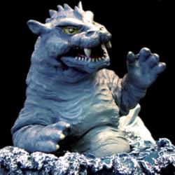 Antarctic Godzilla