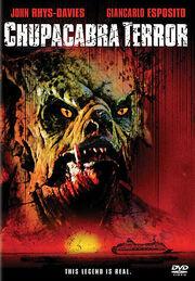 Chupacabra Terror DVD
