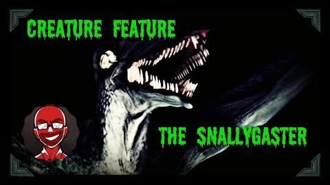 Creature Feature Snallygaster