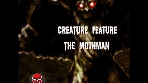 Creature Feature- The Mothman