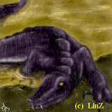 The Buru, Giant Lizards and Giant Crocodiles